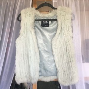 Cool Rabbit Fur Vest